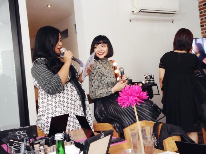 Event Make Over X Sonia Eryka BeautyWorkshop
