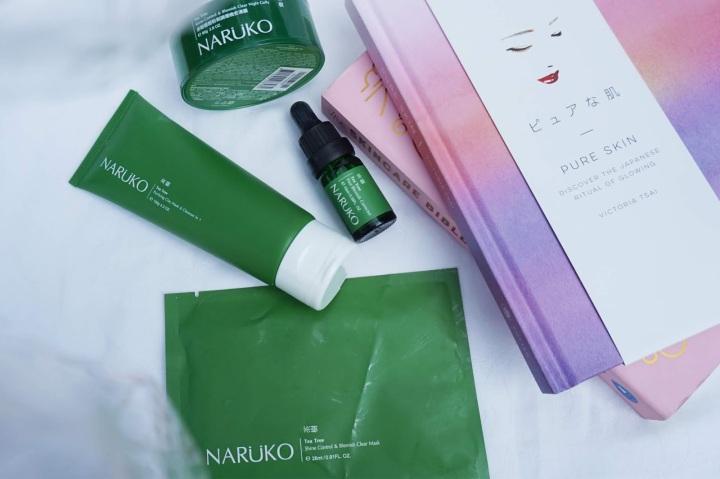 REVIEW – Naruko Tea Tree Oil Out Series, Cocok untuk Kulit Berminyak danBerjerawat