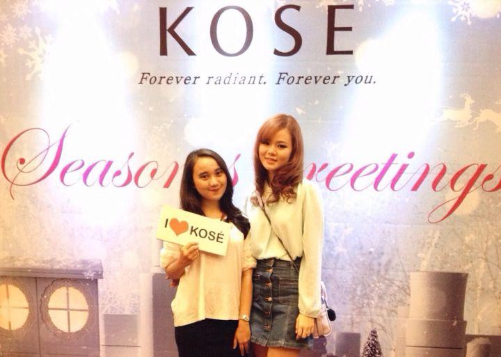 Mencoba Perawatan Wajah ala Perempuan Jepang di KOSE Girls' DayOut