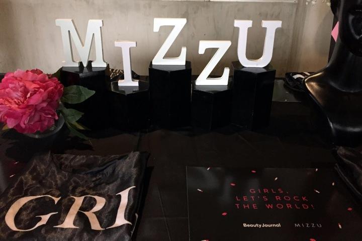 "[Beauty Event] Mizzu Cosmetics X Beauty Journal ""Girls Let's Rock theWorld"""