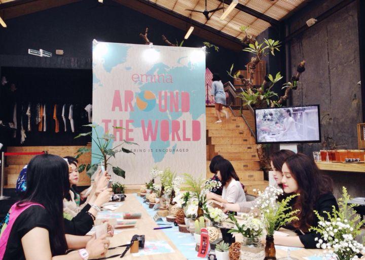 Event Emina Cosmetics 'Around the World' BloggerLucheon
