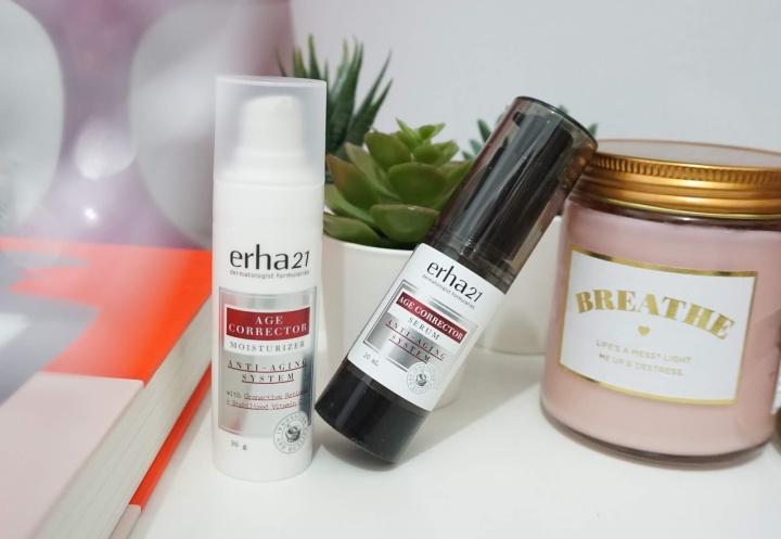 Mencoba Perawatan Anti-aging dari Erha, Instant Treatment untuk MencegahPenuaan