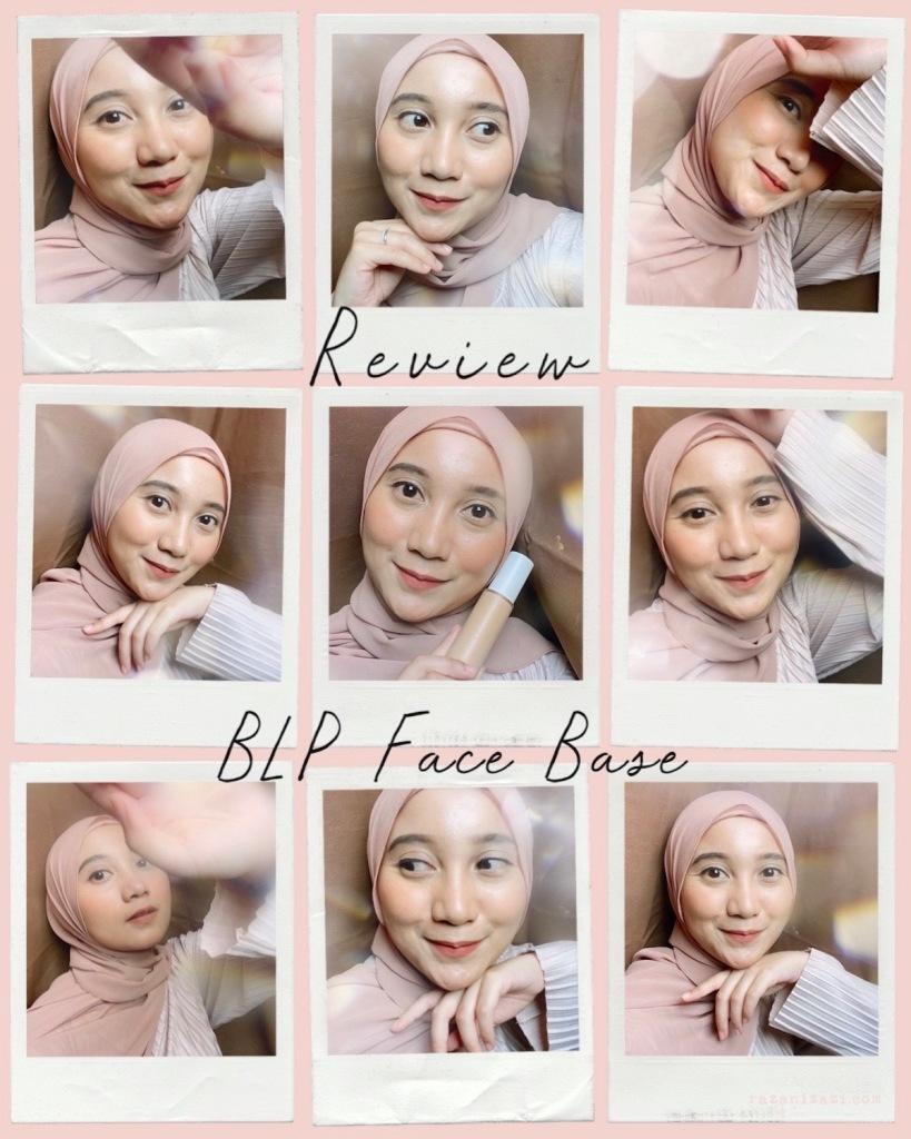 Review Foundation dan Concealer Lokal BLP Beauty
