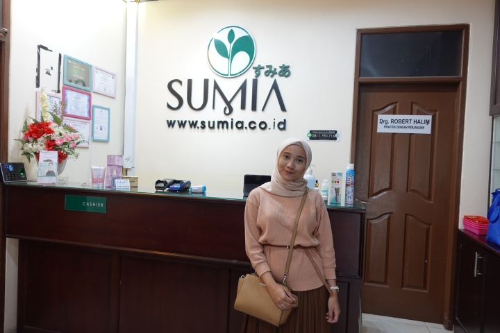 Review SUMIA Laser Blackdoll